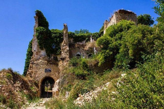 monasterio de santa maria de rioseco burgos