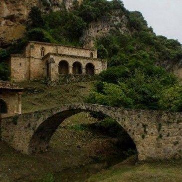 Burgos: Tobera, Frias, Oña…