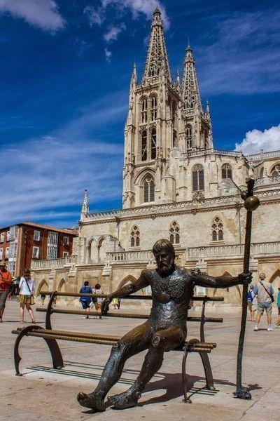 burgos y los peregrinos a Santiago