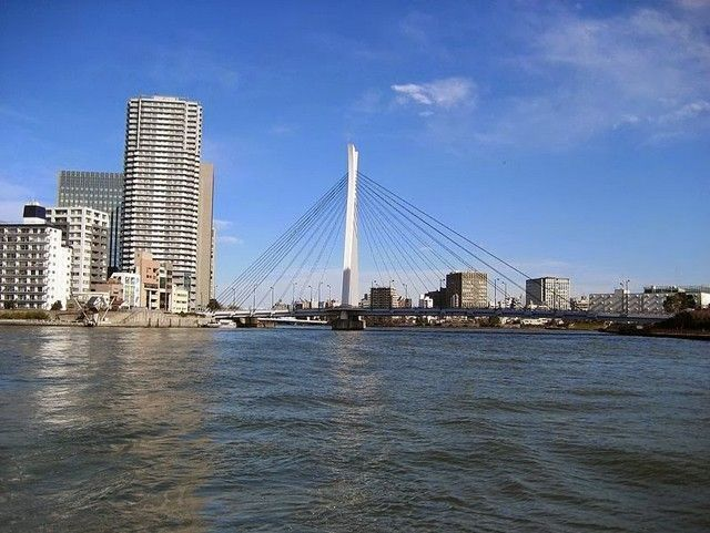 BridgeSumida tokyo japon