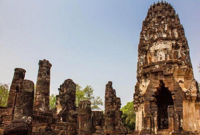 Parque Histórico de Sukhotai - Callejeando por el mundo