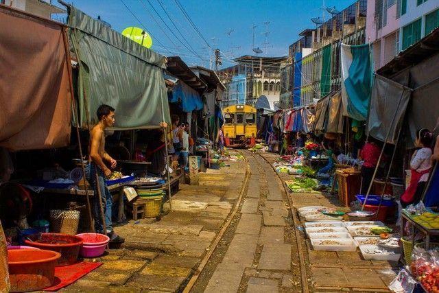 mercado de mae klhong