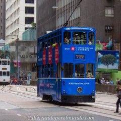 Trasporte en Hong Kong. Como moverse.