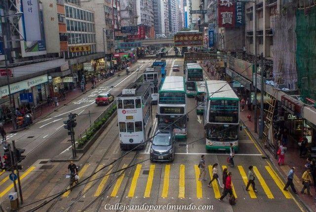 hongkong calle
