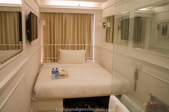 mini hotel causeway hong kong lobby