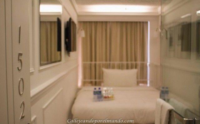 Mini hotel causeway bay hong kong callejeando por el mundo - Apartamentos en hong kong ...
