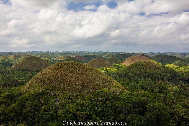 chocolate hills mirador bohol