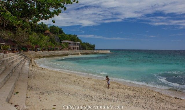 salagdoong beach  Maria Siquijor Filipinas