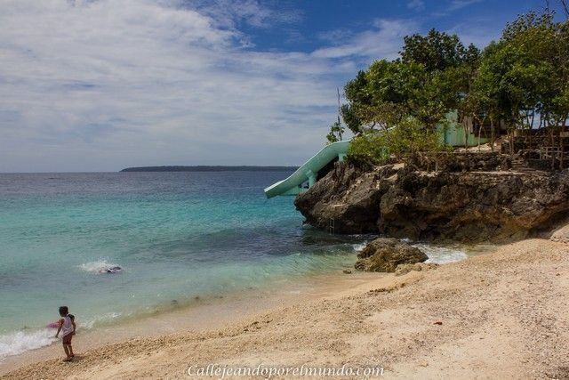 salagdoong beach siquijor filipinas