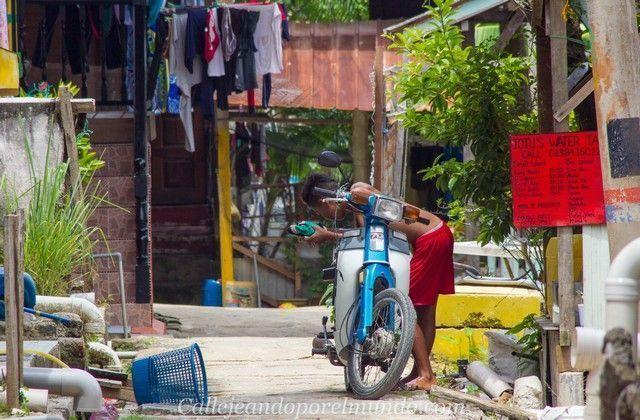 pueblo de pescadores perhentian kecil malasia (2)