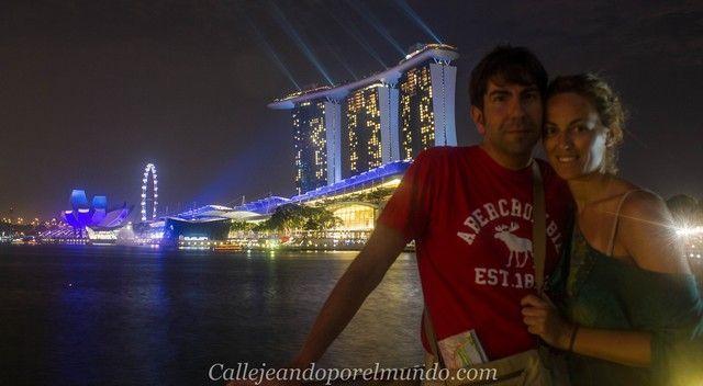 callejeando por el mundo marina bay singapur