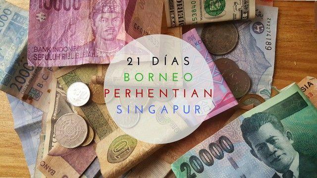 Presupuesto: Borneo, Perhentian Besar y Singapur en 21 días