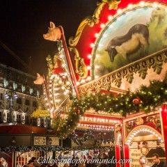 Hamburgo en Navidad