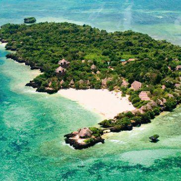 Chale Island, el paraiso keniata.