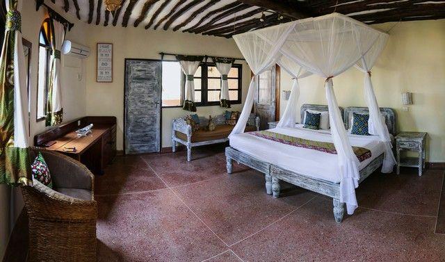 chale island habitacion estandar diani beach kenia