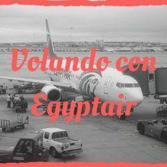Volando a Nairobi con Egyptair