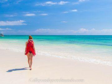 Diani Beach, un día en el paraiso