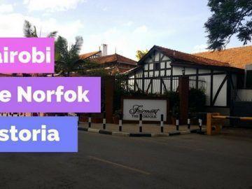Nairobi: Un poco de historia