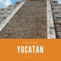 Road Trip por Yucatan