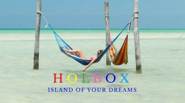 Las playas de Holbox