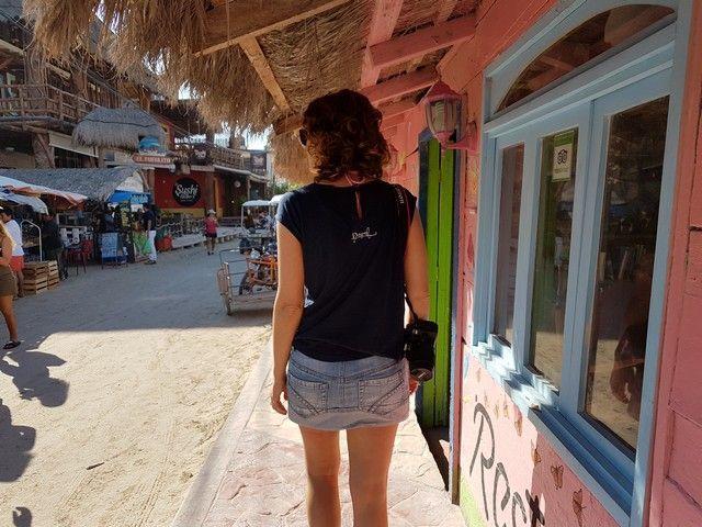 paseando por holbox mexico