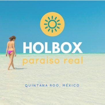 Holbox, un paraiso mexicano