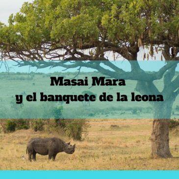 La llegada a Masai Mara