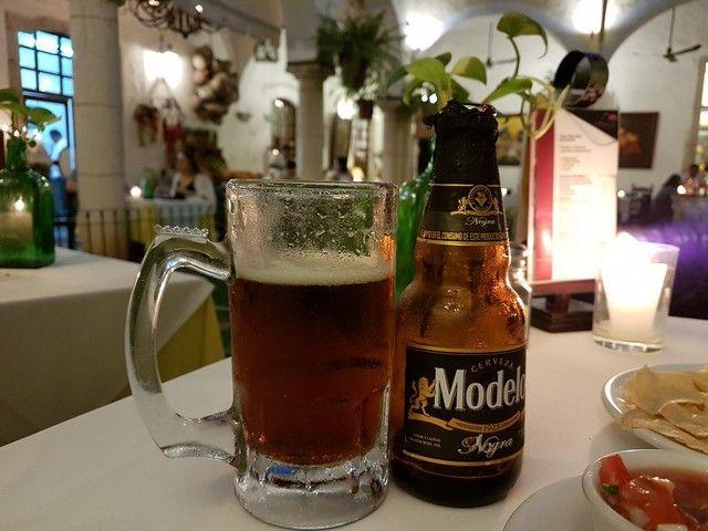 cena meson el marques valladolid yucatan mexico (1)