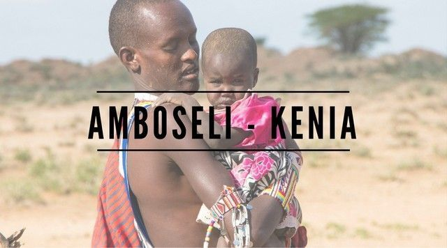 Amboseli y los Masai