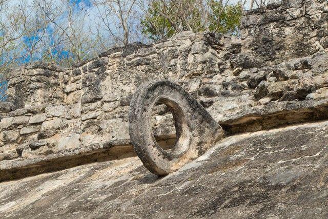zona arqueologica coba valladolid yucatan mexico (1)