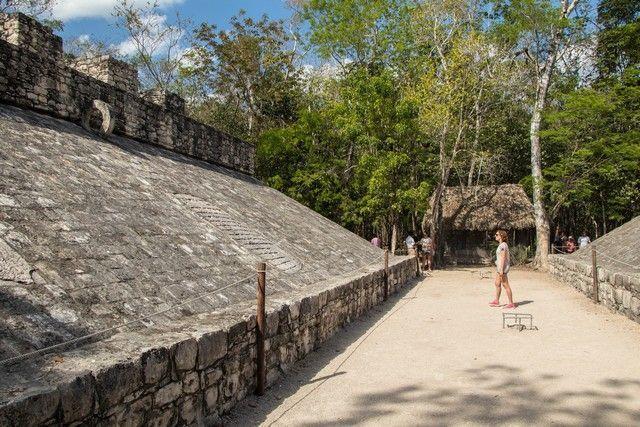 zona arqueologica coba valladolid yucatan mexico (5)