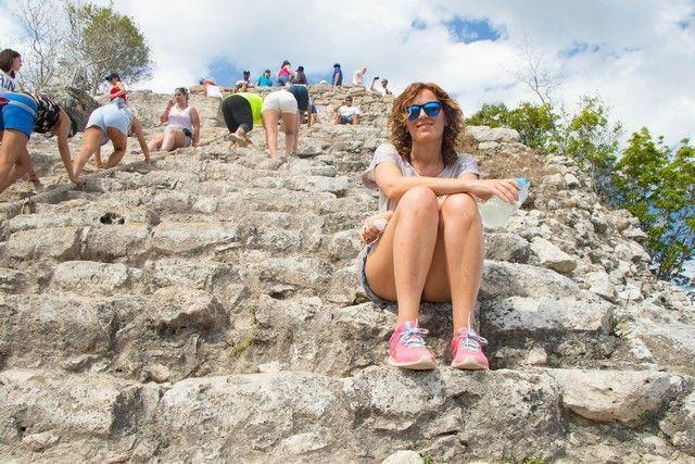 zona arqueologica coba valladolid yucatan mexico (7)