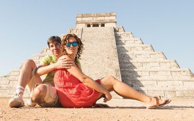 chichen itza yucatan mexico (3)