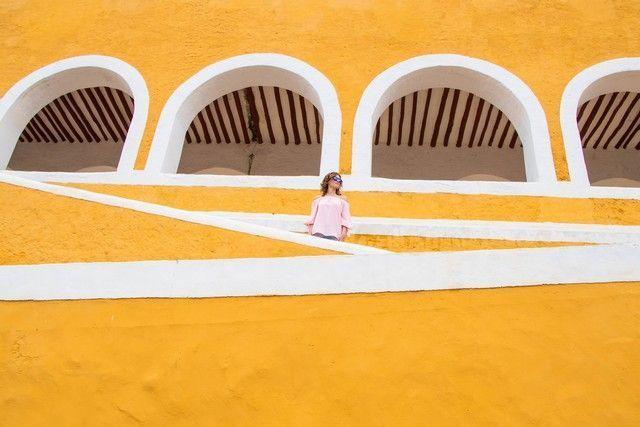 izamal pueblo magico yucatan mexico (4)