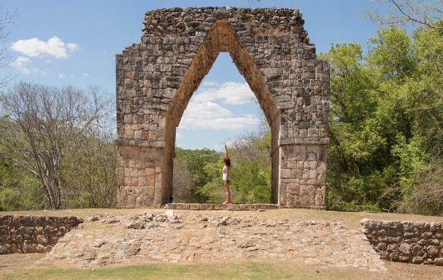 kabah centro arqueologico yucatan (10)