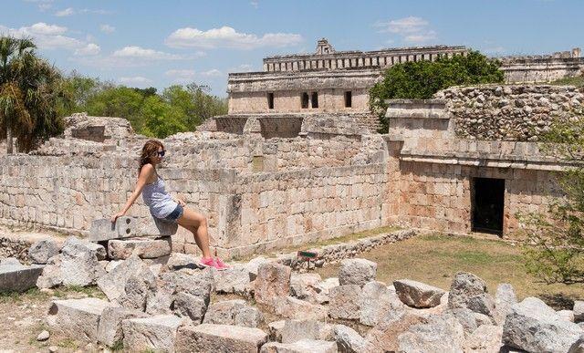 kabah centro arqueologico yucatan (9)