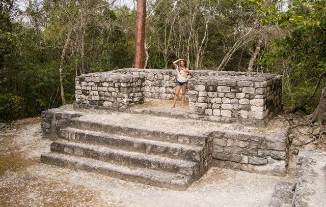 calakmul campeche peninsula de yucatan mexico (7)