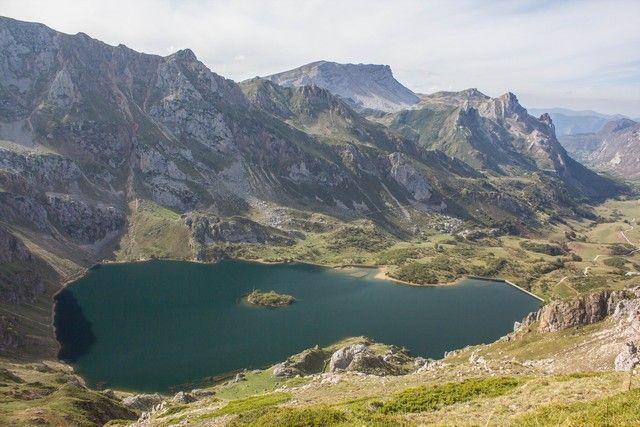 lago del valle somiedo (3)
