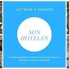 Mis hoteles en Vietnam