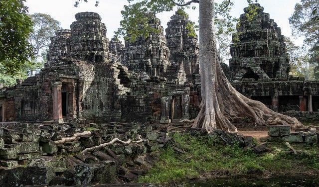 banteay kdei tour corto por los templos de angkor camboya (1)