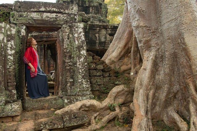 banteay kdei tour corto por los templos de angkor camboya (3)