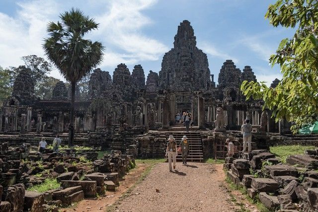 bayon tour corto por los templos de angkor (1)