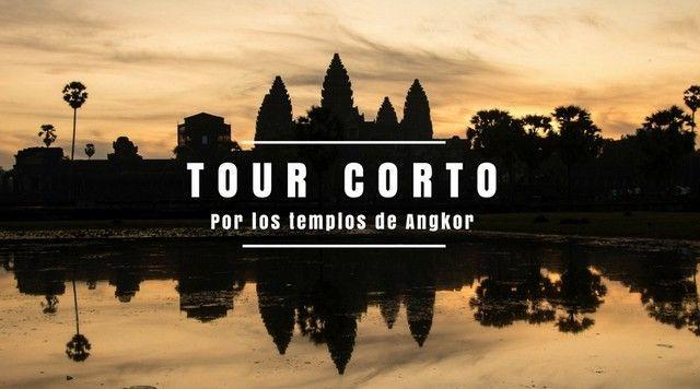 portada tour corto por los templos de angkor