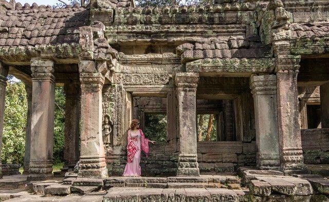 preah khan tour largo de los templos de angkor siem reap camboya (2)