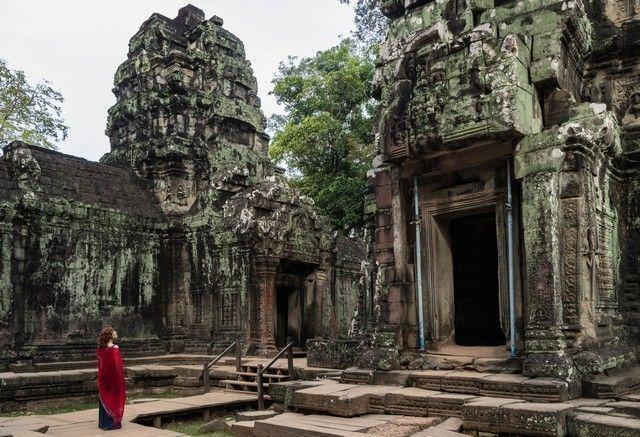 ta prohm tour corto por los templos de angkor camboya (12)