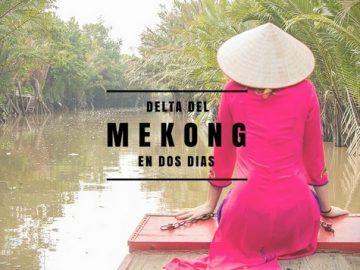 Delta del Mekong: Excursion de dos dias
