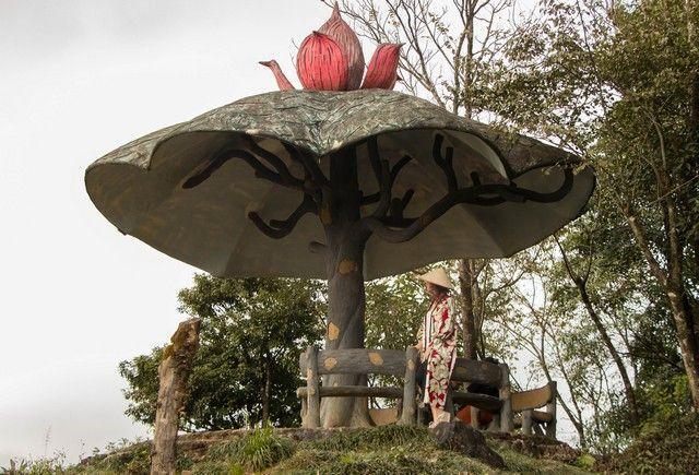 Ham Rong Mountain en Sapa (2)