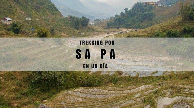 TREKKING POR SAPA EN UN DÍA VIETNAM