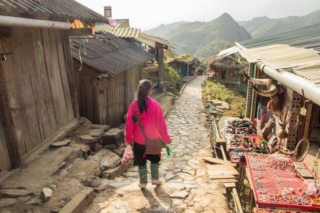 Trekking por sapa en un día (3)