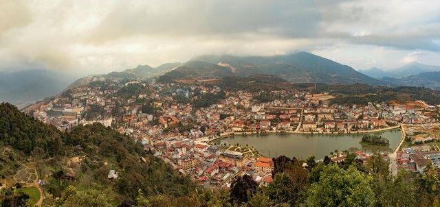 panoramica SAPA